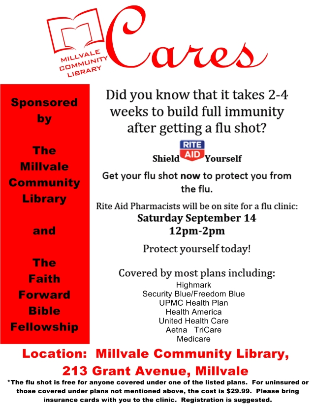 Flu Clinic Flyer