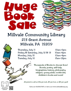 Booksale Flyer